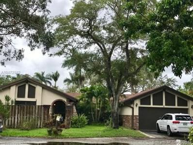 9 Fir Way, Cooper City, FL 33026 - MLS#: A10472982