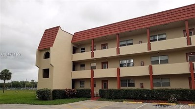 7991 N Sunrise Lakes Dr N UNIT 305, Sunrise, FL 33322 - MLS#: A10473199