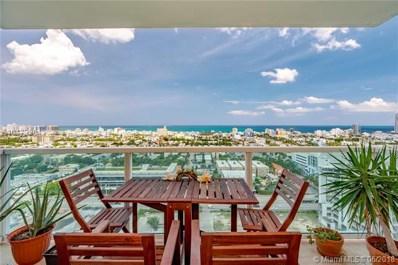 650 West Ave UNIT 2306, Miami Beach, FL 33139 - MLS#: A10473204