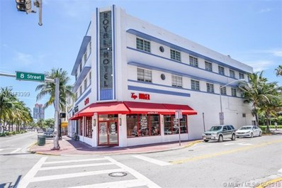 763 Pennsylvania Ave UNIT 107, Miami Beach, FL 33139 - #: A10473399