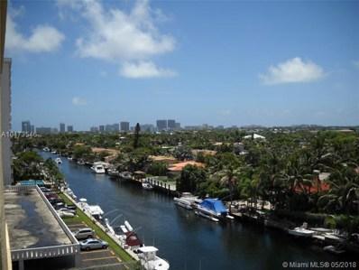 2020 NE 135th St UNIT 707, North Miami, FL 33181 - MLS#: A10473546