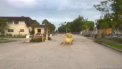 13701 SW 91st Ct UNIT H 20-1, Miami, FL 33176 - MLS#: A10473645
