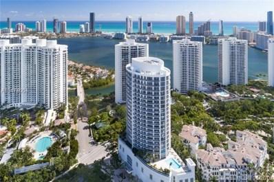 4100 Island Blvd UNIT 1501, Aventura, FL 33160 - MLS#: A10474004