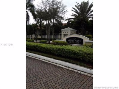 11721 W Atlantic Blvd UNIT 702, Coral Springs, FL 33071 - MLS#: A10474045