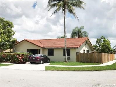 14526 SW 156th St, Miami, FL 33177 - MLS#: A10474653
