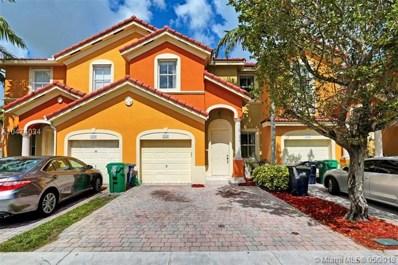 8556 SW 165th Pl UNIT 0, Miami, FL 33193 - MLS#: A10475034
