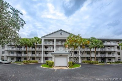 1526 Whitehall Dr UNIT 103, Davie, FL 33324 - MLS#: A10475188