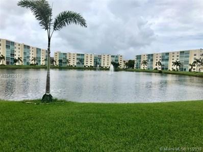 141 SE 3rd Ave UNIT 307, Dania Beach, FL 33004 - MLS#: A10475510