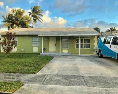 8130 SW 7 Court, North Lauderdale, FL 33068 - MLS#: A10475588