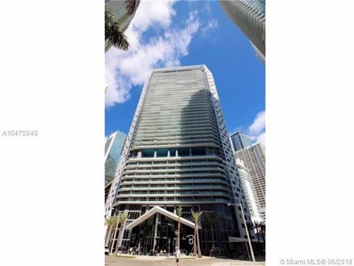 1300 Brickell Bay Dr UNIT 610, Miami, FL 33131 - MLS#: A10475940