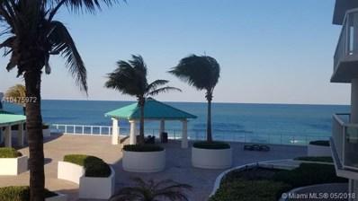 16425 Collins Ave UNIT 515, Sunny Isles Beach, FL 33160 - MLS#: A10475972