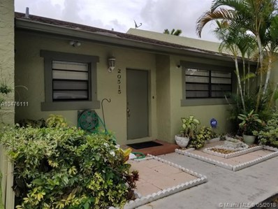 20515 NW 15th Ave UNIT #2, Miami Gardens, FL 33169 - MLS#: A10476111
