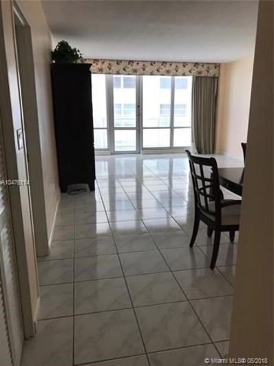 5601 Collins UNIT 1012-A, Miami Beach, FL 33140 - MLS#: A10476114