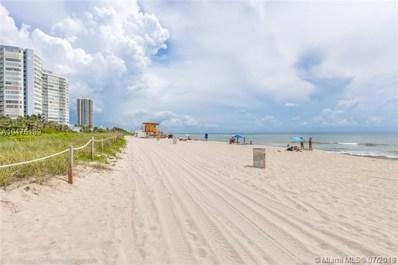 6917 Collins Ave UNIT 920, Miami Beach, FL 33141 - MLS#: A10476189