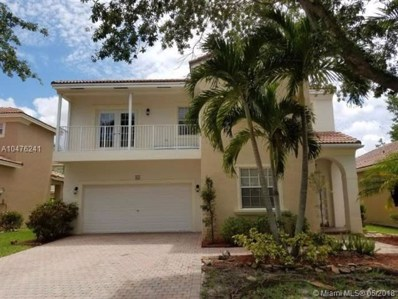 945 NW 126th Ter, Coral Springs, FL 33071 - MLS#: A10476241