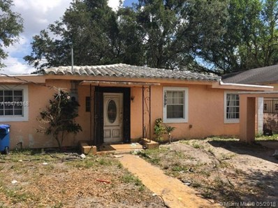 1599 NW 82nd St, Miami, FL 33147 - MLS#: A10476368