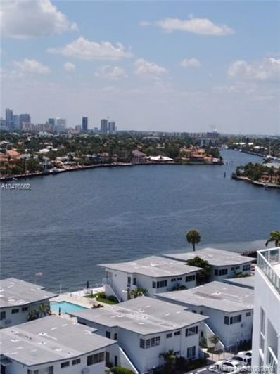 401 N Birch Rd UNIT 1101, Fort Lauderdale, FL 33304 - MLS#: A10476382