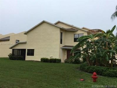 1515 Woodbridge Lakes Cir UNIT 1515, West Palm Beach, FL 33415 - MLS#: A10476514