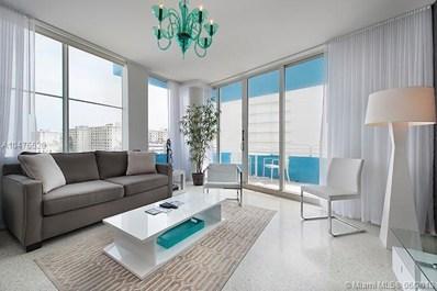 225 Collins Ave UNIT 6L, Miami Beach, FL 33139 - #: A10476520