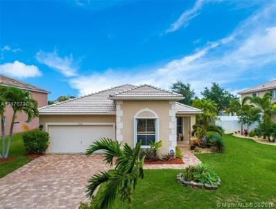 16361 SW 10th St, Pembroke Pines, FL 33027 - MLS#: A10476730