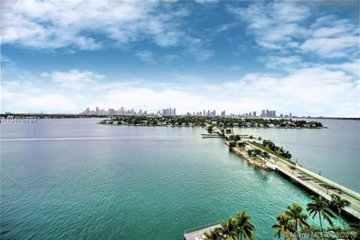 3 Island Ave UNIT 11H, Miami Beach, FL 33139 - MLS#: A10476787