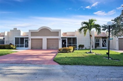 9111 Fairbanks Ln UNIT 5, Boca Raton, FL 33496 - MLS#: A10476799