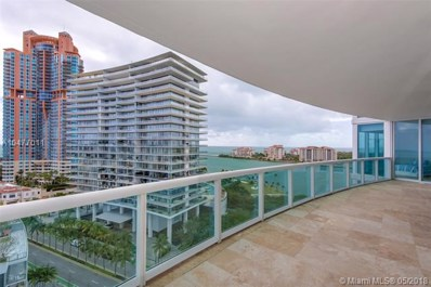 1000 S Pointe Dr UNIT 1507, Miami Beach, FL 33139 - #: A10477011