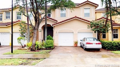 12130 SW 122nd Path UNIT 12130, Miami, FL 33186 - MLS#: A10477164