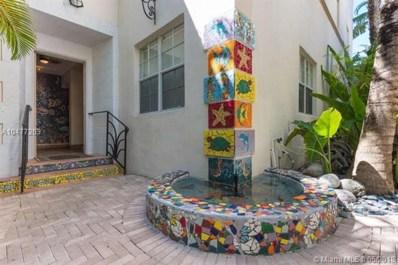 1620 Pennsylvania Ave UNIT 106, Miami Beach, FL 33139 - MLS#: A10477263