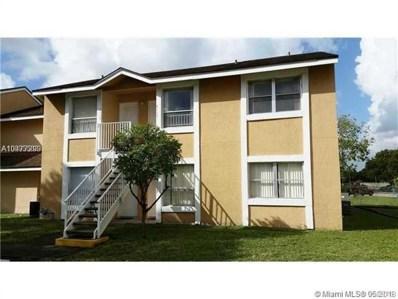 2272 SW 81st Ave UNIT 2272, Miramar, FL 33025 - MLS#: A10477293