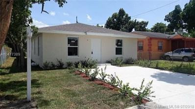 1160 NW 107th St, Miami, FL 33168 - MLS#: A10477389