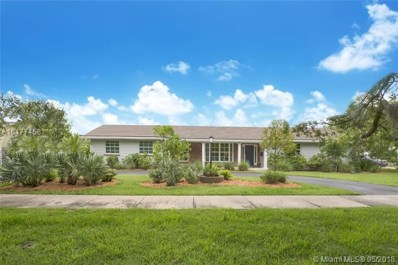 17123 SW 87th Ave, Palmetto Bay, FL 33157 - MLS#: A10477458