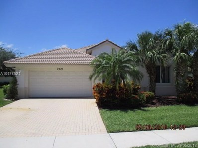 2425 Sailfish Cove Dr, West Palm Beach, FL 33411 - MLS#: A10477521