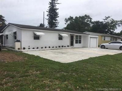 4380 SW 49th Ct, Dania Beach, FL 33314 - MLS#: A10477542