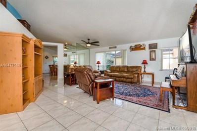 19283 NW 22nd St, Pembroke Pines, FL 33029 - MLS#: A10477568