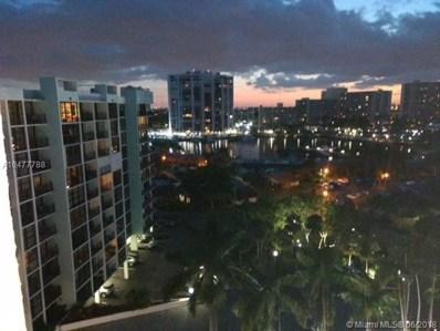 200 Leslie Dr UNIT 1105, Hallandale, FL 33009 - MLS#: A10477788