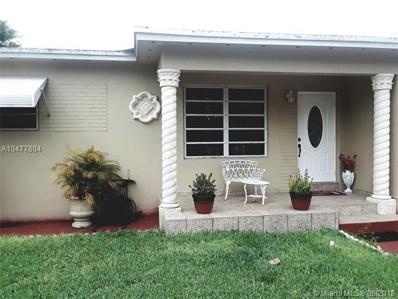 2310 NW 92nd St, Miami, FL 33147 - MLS#: A10477804