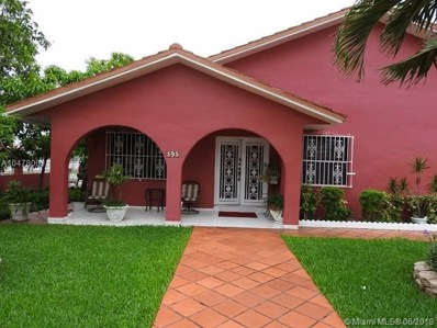 595 W 77th St, Hialeah, FL 33014 - MLS#: A10478003