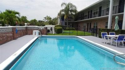 2701 Middle River Dr UNIT 14, Fort Lauderdale, FL 33306 - MLS#: A10478049