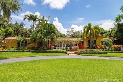 5331 SW 63rd Ct, South Miami, FL 33155 - MLS#: A10478085