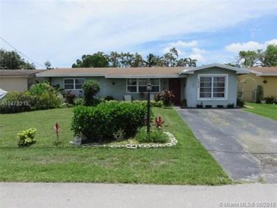 7910 NW 14th St, Pembroke Pines, FL 33024 - MLS#: A10478218