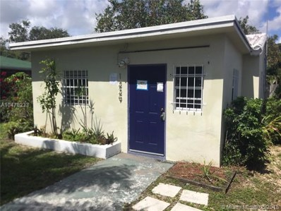 1229 NW 1st Ave, Fort Lauderdale, FL 33311 - MLS#: A10478233