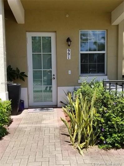 991 SW 147th Ave UNIT 2513, Pembroke Pines, FL 33027 - MLS#: A10478243