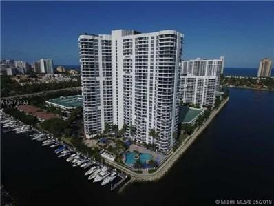 3530 Mystic Pointe Dr UNIT 1801, Aventura, FL 33180 - MLS#: A10478433