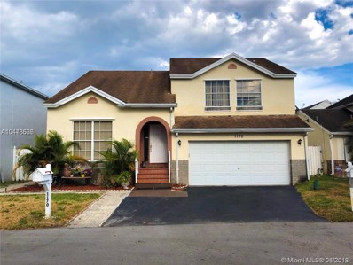 1170 SW 108th Ter, Davie, FL 33324 - MLS#: A10478556