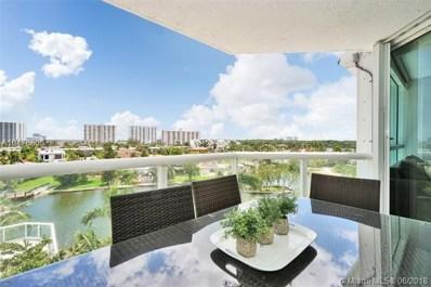 16500 Collins UNIT 553, Sunny Isles Beach, FL 33160 - MLS#: A10478600
