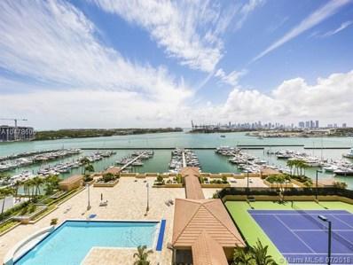 90 Alton Rd UNIT 1206, Miami Beach, FL 33139 - MLS#: A10478606