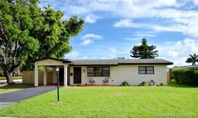 8891 NW 11th St, Pembroke Pines, FL 33024 - MLS#: A10478679
