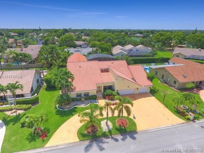 371 NW 112th Ave, Coral Springs, FL 33071 - MLS#: A10478689