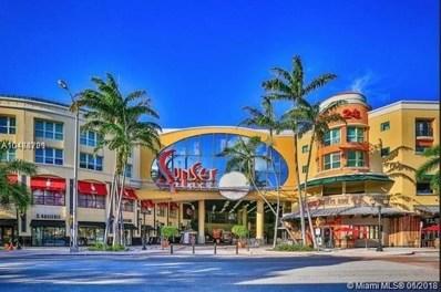 5791 Sunset Drive UNIT 5791, South Miami, FL 33143 - MLS#: A10478729